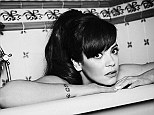 New outlook: Lily Allen has insisted she has a new mature way of thinking of things as she posed for a new shoot in Esquire magazine