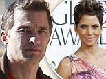 Where's Halle Berry? Olivier Martinez hasn't been spotted with his wife in THREE weeks... and there's STILL no sign of their new baby Maceo