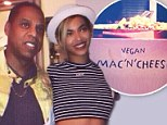 Mission accomplished! Beyoncé and Jay-Z, pictured here at President Obama's inauguration ceremony, completed 22 days on a vegan diet