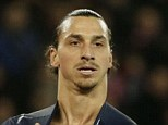 Come on over: Schmeichel believes Ibrahimovic would fit in perfectly at Old Trafford with Manchester United