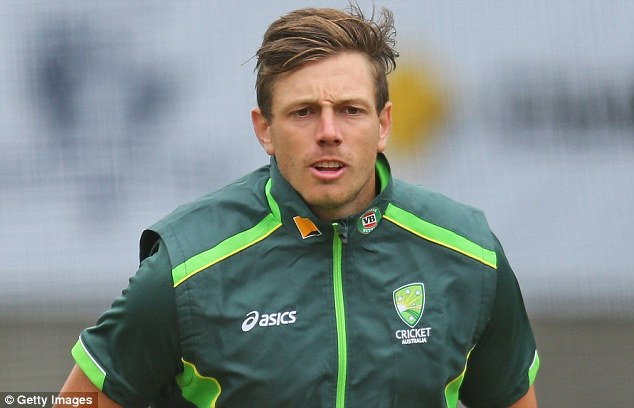 Return: James Pattinson will be back in action after injury hampered his 2013 Ashes summer
