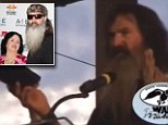 Unpleasant video footage of reinstated Duck Dynasty star Phil Robertson has emerged in which he appears to advise young men to marry underage girls because they are easier to control.