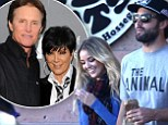 'There was a lot of tension': Brody Jenner opens up about dad Bruce's split from Kardashian matriarch Kris... as he steps out again with a mystery blonde