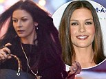 How old is she again? Catherine Zeta-Jones, 44, has barely aged in 10 years... looks amazing during NYC family outing