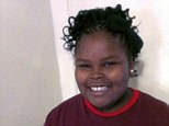 File - This undated file photo provided by the McMath family and Omari Sealey shows Jahi McMath. The family of a 13-year-old California girl who was declared brain dead