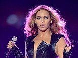 FILE - In this Feb. 3, 2013 file photo, recording artist Beyonce performs at Super Bowl XLVII, in New Orleans