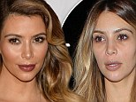 Kim Kardashian, 33, 'spends $21,600 on power facial to go from dull to dazzling' before spring wedding to Kanye West