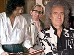 Queen guitarist Brian May reveals he is undergoing 'urgent tests' for cancer after suffering agonising back pain