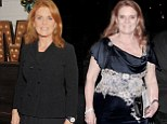 Fergie's amazing transformation: Duchess of York sheds TWO STONE on gruelling 90 day mountain bootcamp