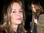 Jaclyn Smith at LAX