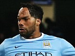 Turkish delight? Joleon Lescott is wanted by Besiktas but would rather remain in the Premier League