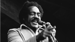 Jimmy Witherspoon at the 1972 Monterey Jazz Festival.