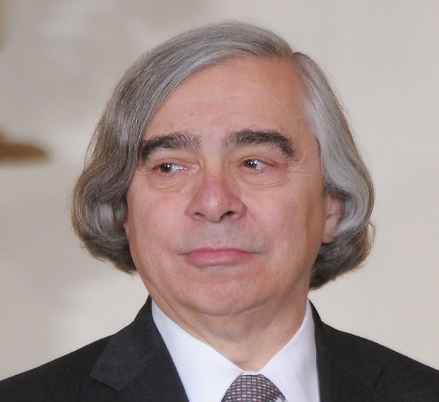 MIT scientist Ernest Moniz was nominated to succeed Stephen Chu as secretary of energy in March, but his hairstyle has made more waves than his support of nuclear power