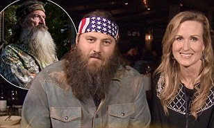 It may be the busiest night of the year for fun-lovers - but Duck Dynasty's Phil Robertson was safely tucked up in bed on New Years Eve - at least according to his son Willie.