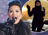 'Underneath it all, I still got my birthday suit on!' Bundled up Demi Lovato gets flirty  during NYE show in chilly Canada