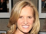 Christmas cheer? Kerry Kennedy has three daughters from her marriage to New York State Gov Andrew Cuomo, twins Cara and Mariah, plus Michaela