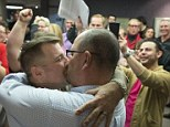 More than 900 same-sex couples have gotten married since a federal judge overturned Utah's gay marriage ban on December 20