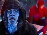 Teaser trailer for The Amazing Spider-Man 2 premieres on New Year's Eve in Times Square, featuring deadly new villains and bigger battle scenes