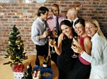 Gameon: The Heads Up app has proved a hit at Christmas parties
