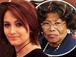 A new year, a new start: Paris Jackson 'returns home' to her grandmother Katherine for first time since suicide attempt