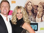 'This is it - no more kids!': Mother-of-six Kim Zolciak, 35, is done being pregnant... as she hints at Real Housewives Of Atlanta return