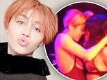 New reports claim that Miley has been 'experimenting with women' and is 'definitely bisexual'.