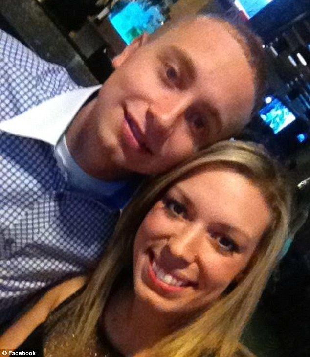 A perfect match: The surgery was a success and Kyle's body accepted Chelsea's kidney immediately
