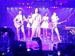 Waking Up In Vegas! Katy Perry performs a private gig at Caesars Palace with boyfriend John Mayer in attendance