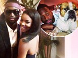 Were they really on a break? Instagram pictures emerge of Dwyane Wade and Gabrielle Union looking loved up exactly  nine months before birth of his lovechild