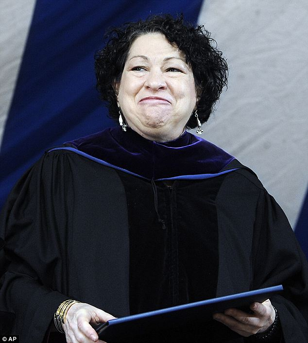 Honor: Instead of a New York mayor, U.S. Supreme Court Justice Sonia Sotomayor, a New York City native, will lead the final 60-second countdown and push the ceremonial button to signal the descent of the ball