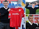 Ole Gunnar Solskjaer has joined Cardiff City as manager