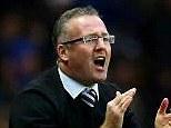 Pragmatic? Aston Villa manager Paul Lambert says his priority is Premier League survival, not the cups