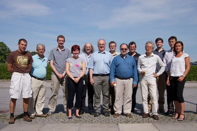 canSAS 2012 Workshop Group Photo