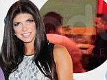 Who is she? Joe Giudice was seen out to dinner with a mystery brunette at La Havana 59 restaurant in Moonachie, New Jersey on Friday