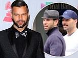 Ricky Martin splits from longtime boyfriend Carlos Gonzalez Abella