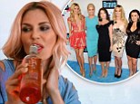 Real jealousy in Beverly Hills! Other Housewives 'green with envy at attention drunken Brandi Glanville is receiving'