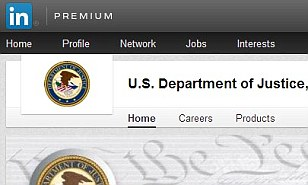 The DOJ Criminal Division will soon have a new LinkedIn page complete with an easier way to attract job-seekers -- who could presumably find USAjobs.gov if they were motivated