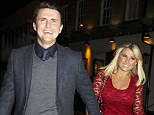 Billie Faiers and Greg Shepherd