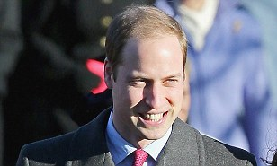 'Mediocre': Some students were not pleased that Prince William will be allowed to study at Cambridge after achieving only ABC at A-Level