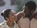 True love comes to Mandela, with Winnie (another British star, Naomie Harris) introduced as an admiring face in the crowd during one of his political speeches