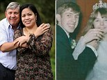 Ron Sheppard is Britain's most married man having been married a record 8 times