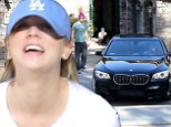 Kaley Cuoco surprises Ryan Sweeting with brand new BMW just two days after their romantic New Year's Eve wedding