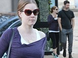 This could be her year! Amy Adams enjoys a low-key shopping trip with her husband amid Oscar buzz for American Hustle