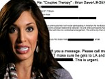 "Teen Mom star Farrah Abraham enters Couples Therapy alone after ""boyfriend"" pulls out of show branding the romance FAKE"