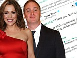 Alyssa Milano graciously accepts Jay Mohr's heartfelt apology with a Spanx joke, ending brief feud