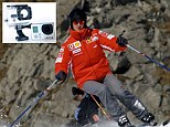 Schumacher 'filmed ski accident which left him fighting for life on a GoPro helmet camera'