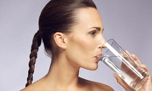 Health benefits: Swapping alcohol for soft drinks for just a month is good for you, a new study has revealed