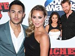 Spy Kids actress Alexa Vega ties the knot with Nickelodeon star Carlos Pena¿ 18 months after her divorce from Sean Covel