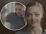 Kicking ass and taking names: Amanda Seyfried is featured in a video released on Thursday, which she tweeted the next day - in which she describes her experiences participating in self-defense training