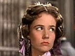 Classic: Alicia Rhett, who has died aged 98, played Ashley Wilkes in the award-winning film